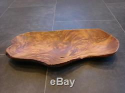 New Zealand Puketi Kauri Large Wood Bowl