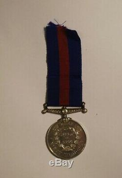 New Zealand War Medal, 50th Regiment named and dated 1863-'66
