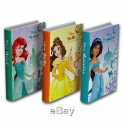 Niue- 2015 2016- 1 oz Silver Proof Coins- 11 Disney Princess Set