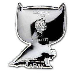 Niue 2020 1 Oz Silver Proof Coin Chibi Coin- Collection DC Comics Batman