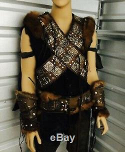 ORIGINAL SCREEN USED XENA WARRIOR PRINCESS Borias Full Costume WARDROBE PROP