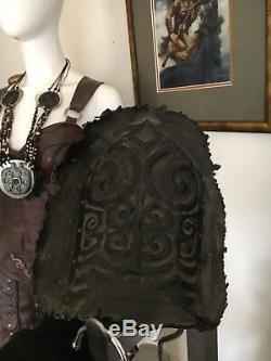 ORIGINAL XENA WARRIOR PRINCESS GAUNTLET ARMOR in progress set made molded
