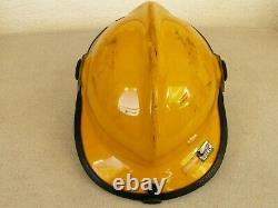 Original Feuerwehrhelm Fire helmet PACIFIG NEW ZEALAND mit Visor