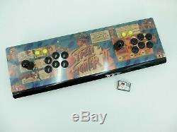Pandora box 3d retro game dual panel 2488 version killer instinct theme