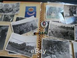 RNZIR Vietnam Medal Group Whiskey 2 Co W2 Vietnam War 1968 1969 photo album RARE