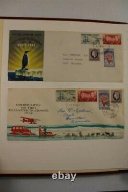 ROSS Dependency New Zealand Antarctic Premium MNH 1957-2018 Stamp Collection