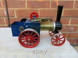 Rare Old Vintage Toy Steam Engine David A Auld Nz New Zealand Maker