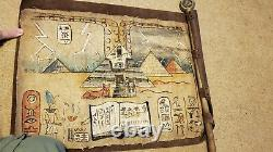 Rare Prop Xena Warrior Princess or Hercules Legendary Journeys Egyptian Scroll