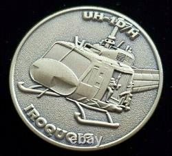 Rare RNZAF Royal New Zealand Air Force 3 Squadron Iroquois UH-1D/H