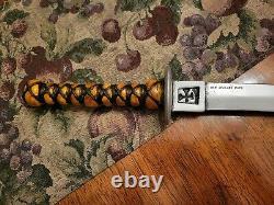 Rare Xena Gabrielle Sword Helicon & Back Prop Replica (No Chakram) NZ Made New