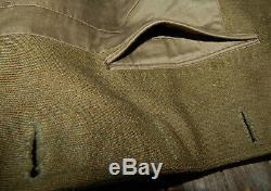 SUPERB Condt. New Zealand MEDICAL CORPS Captain's Uniform TUNIC Kiwi ANZAC WW1