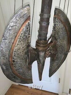 Screen used Dracos Band Lyre- Xena Warrior Princess prop