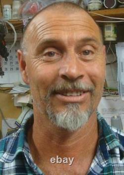 Shane McIntosh Greenstone Jade New Zealand Pounamu Nephrite Maori'QUALITY' TOKI