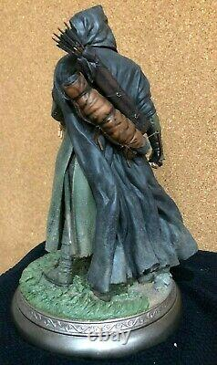 Sideshow Weta Aragorn As Strider Lotr 557/1000