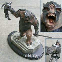 Sideshow Weta BATTLE TROLL of MORDOR LORD OF THE RINGS ROTK STATUE