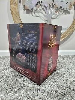 Sideshow Weta Gimli Son of Gloin 1/6 Statue Lord of The Rings The Two Towers