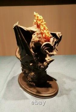 Sideshow Weta Lord of the Rings Balrog, Flame of Udun collectible statue