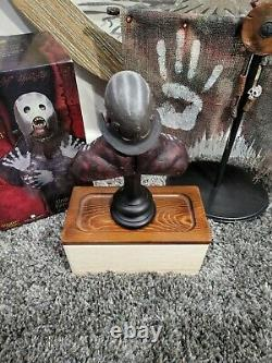 Sideshow Weta Uruk-hai Berserker Bust Lord of The Rings Limited Edition