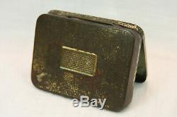 Silver Fern MILD Smoking Tobacco Euro Flat Pocket Tin New Zealand