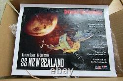 Star Trek TOS DY-100 SS Botany Bay or New Zealand LARGE 1/350th resin by SCM USA