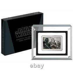 Star Wars Guards of the Empire 1oz Silver Coin Complete Collection
