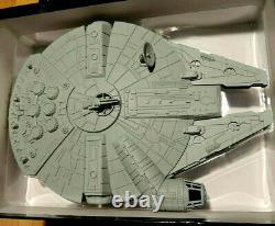 Star Wars Millennium Falcon Coins R2-D2 Skywalker Darth Vader Princess Leia 2011