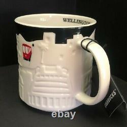 Starbucks Relief Mug Wellington (New Zealand) withSKU