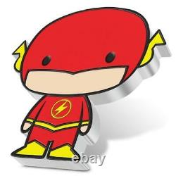 THE FLASH CHIBI COIN COLLECTION DC SERIES 2020 1 oz Silver Proof Coin NIUE