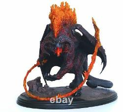 The Balrog Statue Original (2002) Diorama LOTR by Sideshow WETA Collectibles
