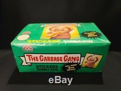 The Garbage Gang 3rd Series 3 Box Australia Garbage Pail Kids OS3 Factory Sealed