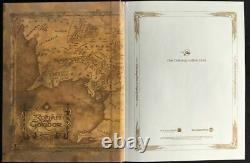 The Lord of the Rings Trilogy Collection. Limited Edition New Zealand stamp set