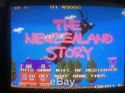 The Newzealand Story By Taito Arcade Pcb Jamma Original The New Zealand Story