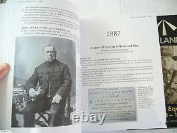 UNIFORM Dress Regulations New Zealand 1852-1909 Militia, Volunteer, Regular