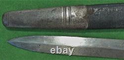 Ultra RARE New Zealand Pattern SNIDER SAWBACK Rifle BAYONET & original Scabbard