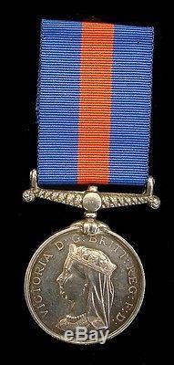 Victorian New Zealand Medal 1845-66 Reverse Undated 1410. J. Cochrane. 2nd. Bn. 18th