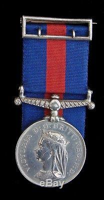 Victorian New Zealand Medal Reverse Dated 1863 To 1866 4th. Batn. Mility. Trn