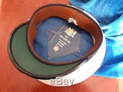 Vintage Royal New Zealand Navy Captain's Cap / Hat