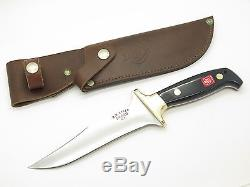 Vtg Svord B. W. Baker New Zealand Hand Made Custom Bowie Fixed Blade Knife
