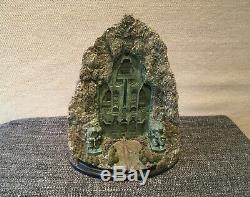 WETA Front Gate to Erebor Environment Statue