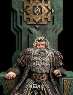 WETA Hobbit King Thror on Throne 1/6 Statue
