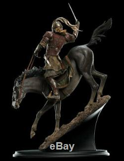 WETA Lord of the Rings Eomer on Firefoot NEW HOBBIT THEODEN ROHAN EOWYN GANDALF