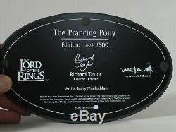 WETA WORKSHOP LOTR Prancing Pony Environment - Limited #442/500
