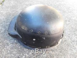 WW2 New Zealand Tankers Helmet