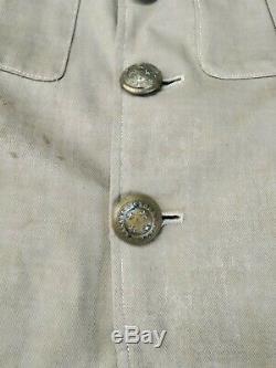 WWI NZ 15th (North Auckland) Regiment Officers Khaki Service Dress Jacket