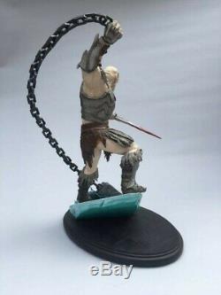 Weta AZOG COMMANDER OF LEGIONS Statue Limited Edition 969 of 1000