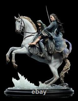 Weta Arwen And Frodo On Asfaloth Lotr 269/750