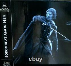 Weta Boromir At Amon Hen Lord Of The Rings