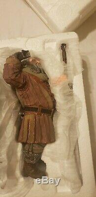 Weta Collectibles OIN THE DWARF 1/6 polystone statue Hobbit lotr