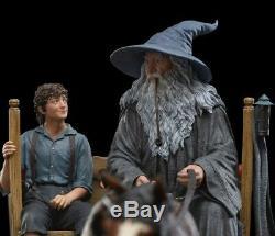 Weta Collection Gandalf & Frodo Master collection