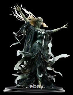 Weta Galadriel Dark Queen Statue Lord of The Rings SEALED